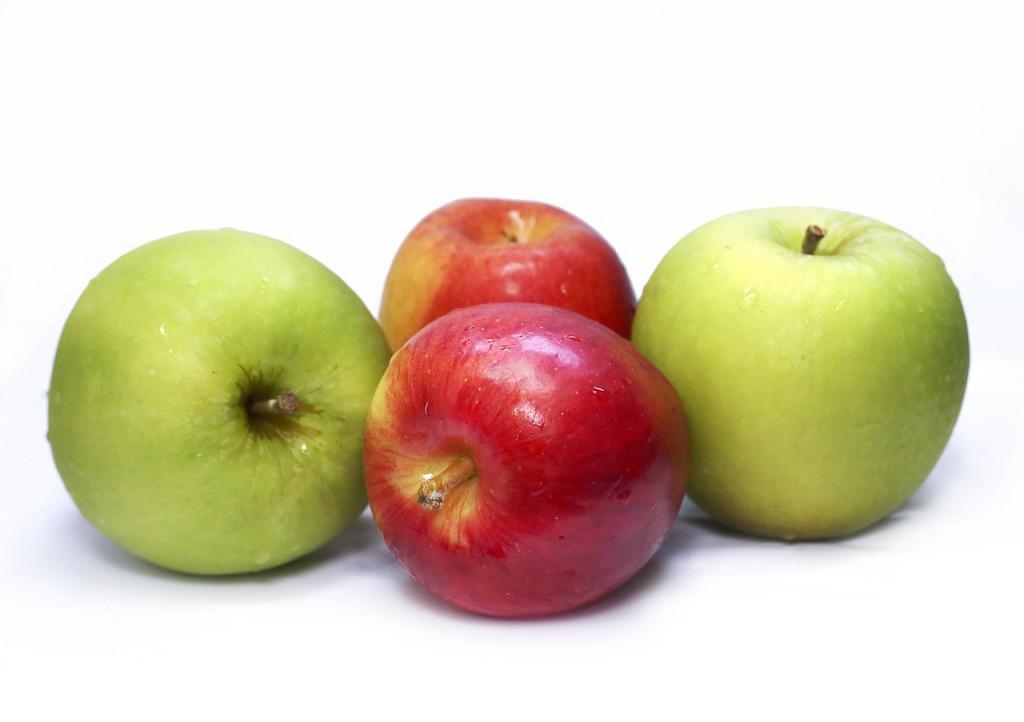 яблоко польза