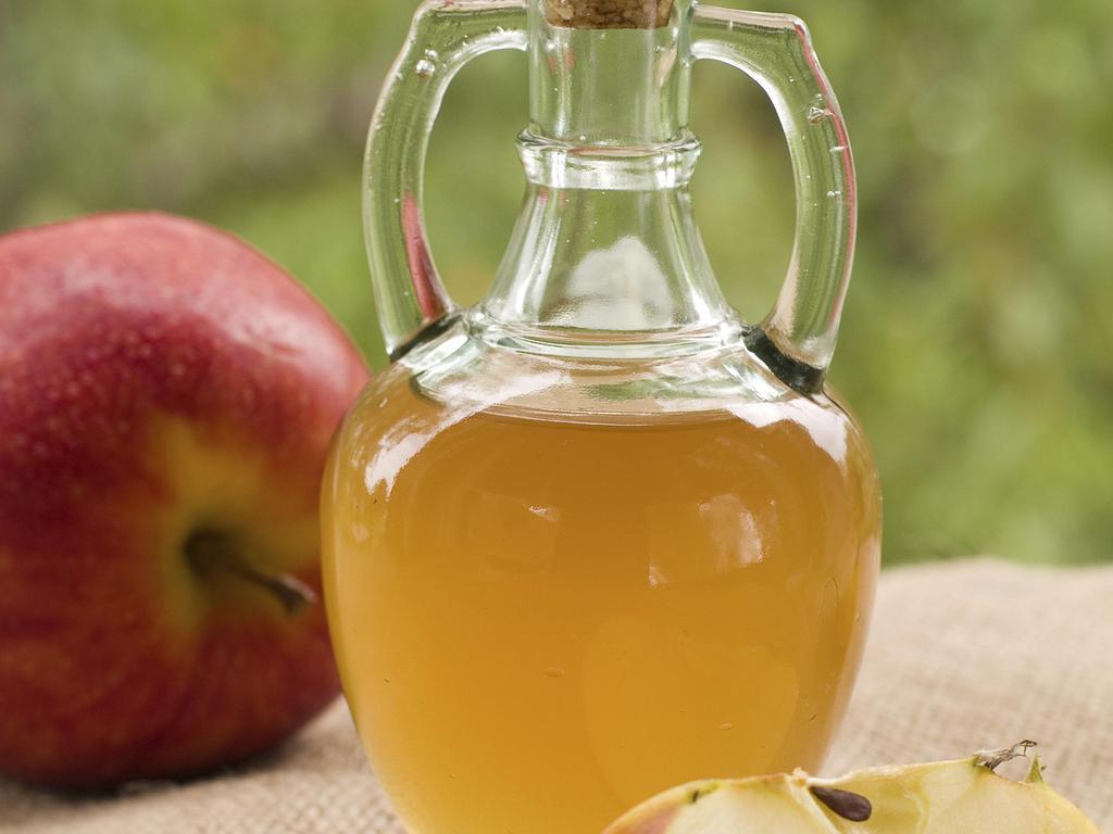 яблочный уксус польза