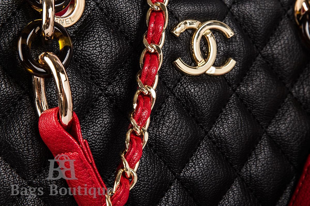 цепочка на сумке Chanel Shopping Bag